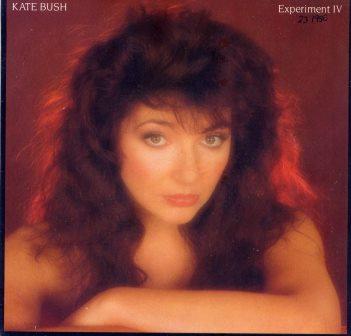 "KATE BUSH EXPERIMENTAL  7"""