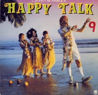 CAPTAIN SENSIBLE'S HAPPY TALK
