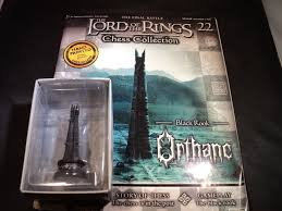 LORD OF THE RINGS CHESS PIECE ORTHANO 22