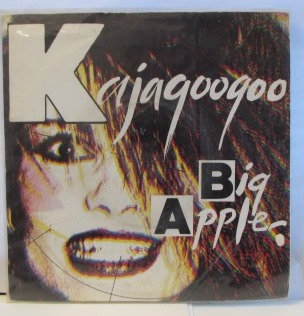 KAJAGOOGOO  BIG APPLE