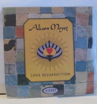 ALISON MOYET LOVE RESURRECTION
