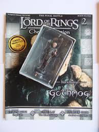LORD OF THE RINGS CHESS PIECE GOTHMOG 2