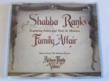 SHABBA RANKS   FAMILY AFFAIR