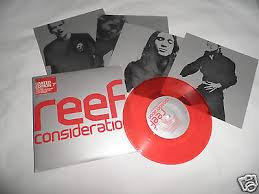 REEF CONSIDERATION RED VINYL