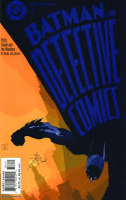 BATMAN DETECTIVE COMICS 783