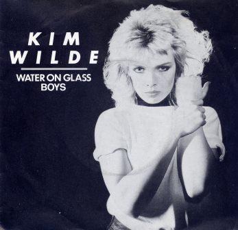 KIM WILDE WATER ON GLASS