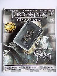 LORD OF THE RINGS CHESS PIECE GORBAG 10