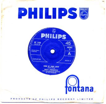 DUSTY SPRINGFIELD SOME OF YOUR LOVIN