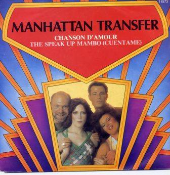 MANHATTAN TRANSFER CHANSON D'AMOUR IMPORT