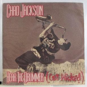 CHAD JACKSON HEAR THE DRUMMER