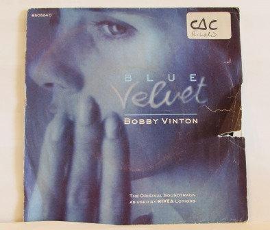 BOBBY VINTON BLUE VELVET