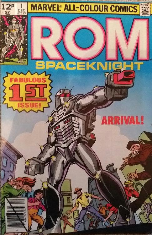 MARVEL ROM SPACEKNIGHT
