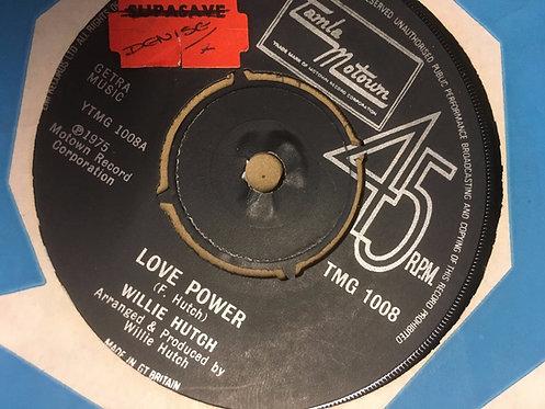 WILLIE HUTCH LOVE POWER