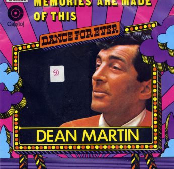 DEAN MARTIN MEMORIES ARE MADE OF THIS