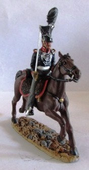 OFFICER PRUSSIAN UHLANS GUARD SQUADRON 1810