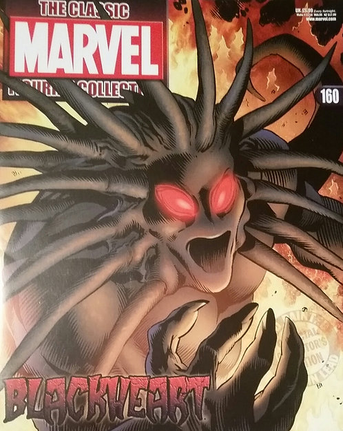 MARVEL FIGURINE COMIC ISSUE 160