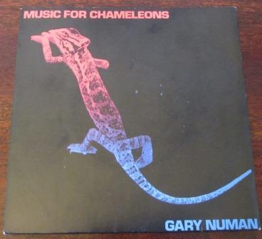 GARY NUMAN MUSIC FOR CHAMELEONS