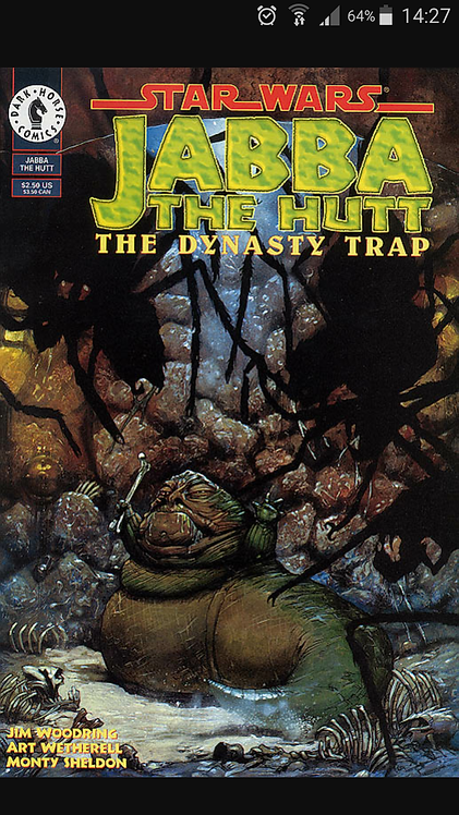 JABBA THE HUT THE DYNASTY TRAP