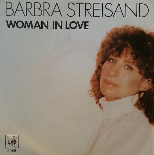 BARBRA STREISAND WOMAN IN LOVE