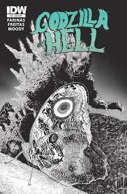 GODZILLA HELL #3
