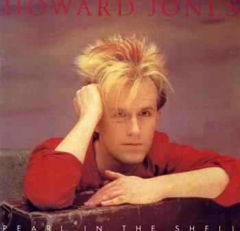 HOWARD JONES PEARL IN THE SHELL