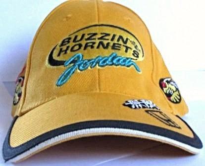 JORDON BUZZIN HORNETS  CAP