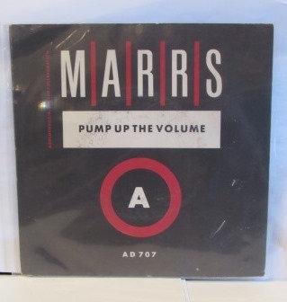 MARRS PUMP UP THE VOLUME JUKEBOX