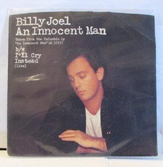 BILLY JOEL AN INNOCENT MAN  IMPORT
