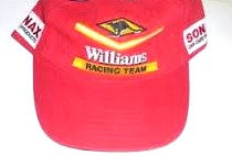 WILLIAMS   F1   CAP