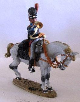 TRUMPETER PORTUGUESE CAVALRY 1806-10