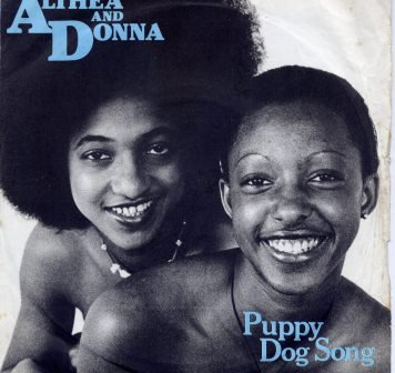 ALTHEA DONNA PUPPY DOG SONG