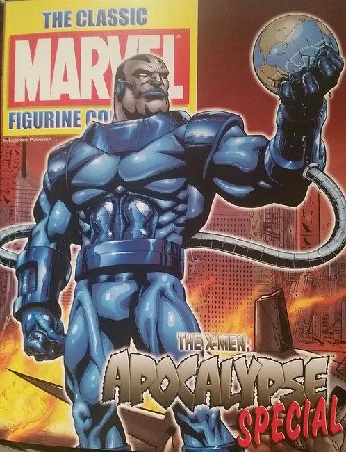 MARVEL FIGURINE COMIC APOCALYPSE SPECIAL