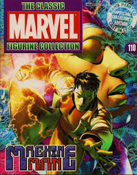MARVEL FIGURINE COMIC ISSUE 110