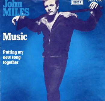 JOHN MILES MUSIC IMPORT