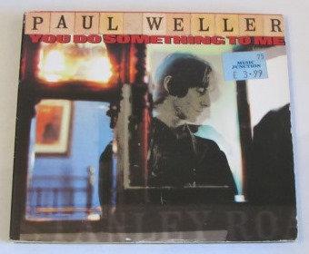 PAUL WELLER YOU DO SOMETHING TO ME CD SINGLE