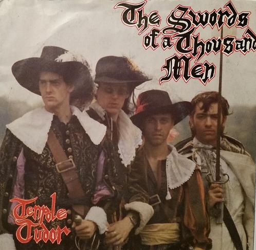 TENPOLE TUDOR THE SWORDS OF A THOUSAND MEN