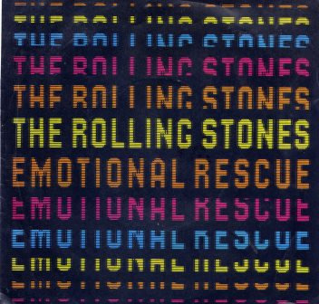 THE ROLLING STONES ENOTIONAL RESCUE
