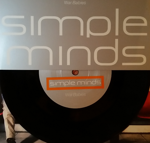 SIMPLE MINDS WAR BABIES