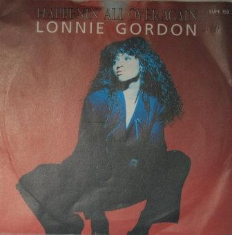 LONNIE GORDON HAPPENIN ALL OVER AGAIN