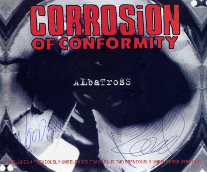 CORROSION OF CONFORMITY ALBATROSS CDs
