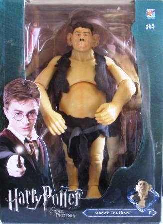 GRAWP THE GIANT THE ORDER OF THE PHOENIX FIGURES
