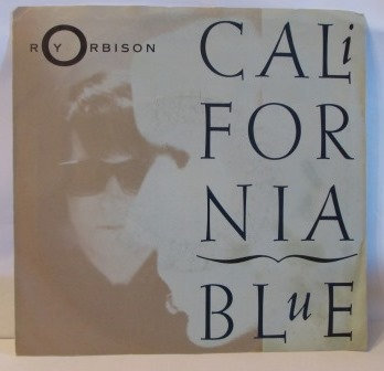 ROY ORBISON CALIFORNIA BLUE IMPORT