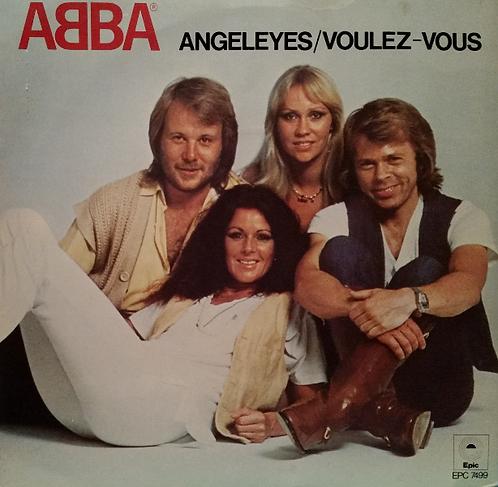ABBA ANGEL EYES