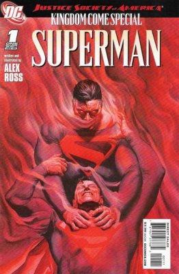 KINGDOM COME SPECIAL SUPERMAN