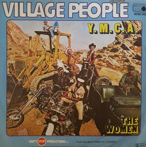 VILLAGE PEOPLE Y.M.C.A.