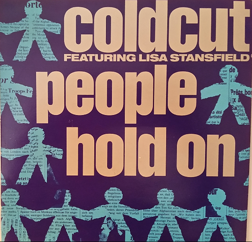 COLDCUT PEOPLE HOLD ON