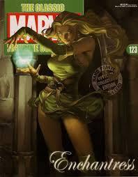 MARVEL FIGURINE COMIC ISSUE 123