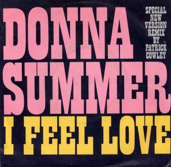 DONNA SUMMER I FEEL LOVE