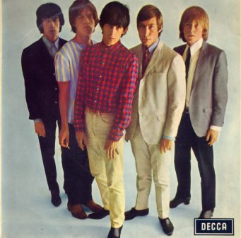 THE ROLLING STONES FIVE BY FIVE EP