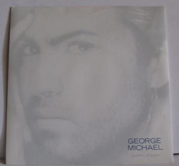 GEORGE MICHAEL FATHER FIGURE NEAR MINT